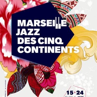 Jazz des cinq continents